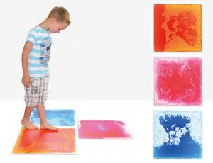 Faszinationsmatten 50 x 50 cm (3er Set | Nr. 1)