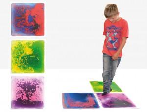Faszinationsmatten 50 x 50 cm (3er Set | Nr. 2)