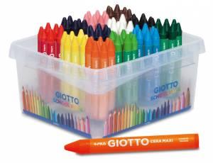 Giotto Cera Maxi 96er Schulbox