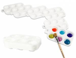Farbpaletten Eckig 10er Set
