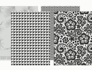 Decoupage Papier 25 x 35 cm - Paris