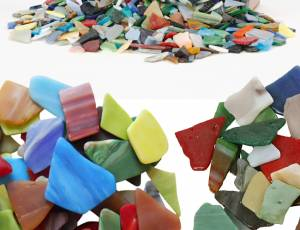 Mosaiksteine - Sortimente 2,0 kg