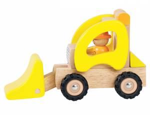 Holzfahrzeug Radlader