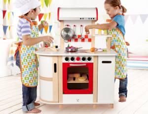 Kinderküche Küchentraum 5-teilig