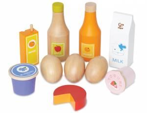Kinderküche - Gesunde Kost 10er Set