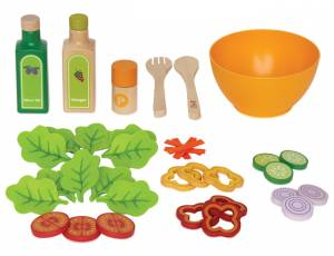 Kinderküche - Hape Gartensalat | 36 Teile