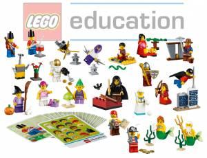 Lego Minifiguren Set - Fantasiewelt