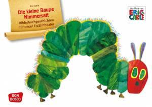Kamishibai - Die kleine Raupe Nimmersatt