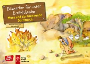 Kamishibai - Mose und der brennende Dornbusch