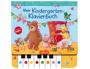Mein Kindergarten-Klavierbuch