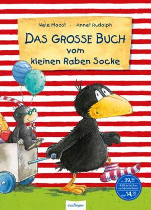 Das große Buch vom kleinen Raben Socke (Sammelband)