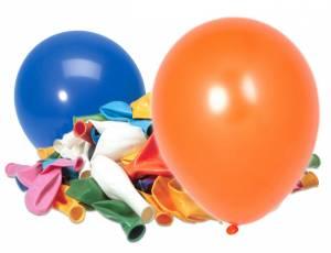 Luftballons 100er Set