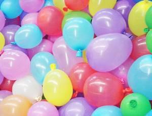Luftballons - Wasserbomben 100er Set