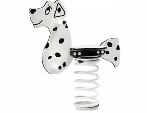 Federspielgerät Dalmatiner