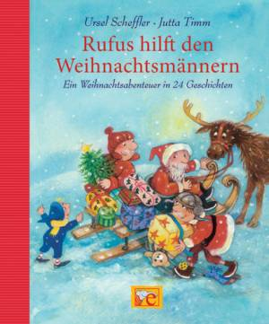 Rufus hilft den Weihnachtsmännern (Ausstellungsexemplar)