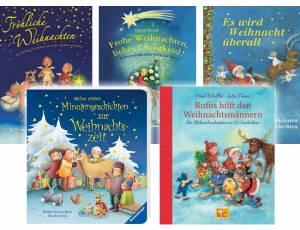 Buchpaket Weihnachten (3 aus 5)