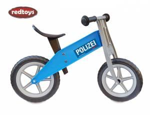 redtoys Laufrad Tourer Polizei