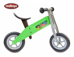 redtoys Laufrad Mini-Tourer Safari U3
