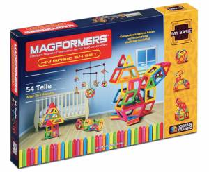 Magformers My Basic Set - 54 Teile