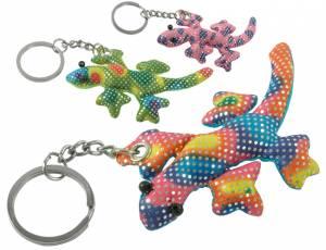 Schlüsselanhänger Gecko