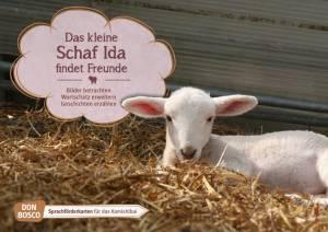 Kamishibai - Das kleine Schaf Ida findet Freunde