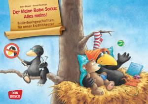 Kamishibai - Der kleine Rabe Socke: Alles meins!