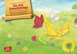 Kamishibai - Die 3 Schmetterlinge
