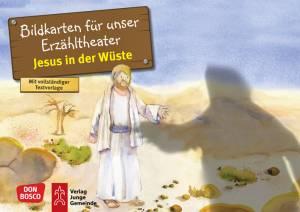 Kamishibai - Jesus in der Wüste