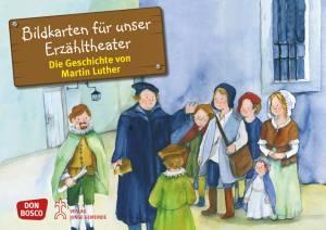 Kamishibai - Die Geschichte von Martin Luther