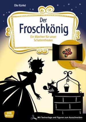 Schattentheater - Der Froschkönig