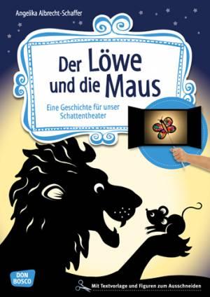 Schattentheater - Der Löwe und die Maus