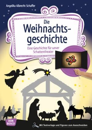 Schattentheater - Die Weihnachtsgeschichte