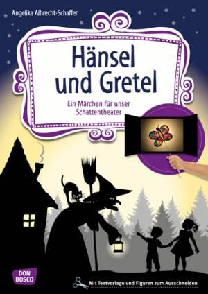 Schattentheater - Hänsel und Gretel