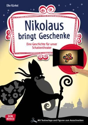 Schattentheater - Nikolaus bringt Geschenke