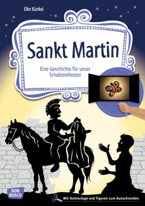 Schattentheater - Sankt Martin