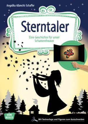 Schattentheater - Sterntaler