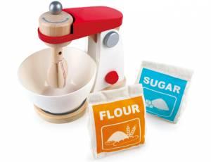 Kinderküche - Hape Mixer & Rührer 4-teilig