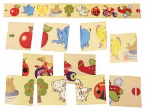 Bilderkette Puzzle - 10-teilig