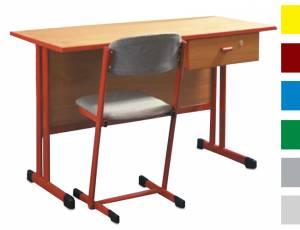Lehrertisch 130 x 60 cm