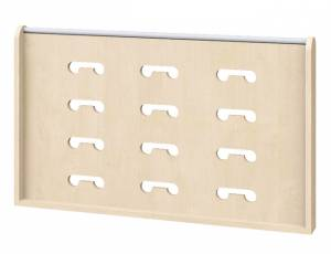 Raumteiler Rasterwand | Höhe 60 cm