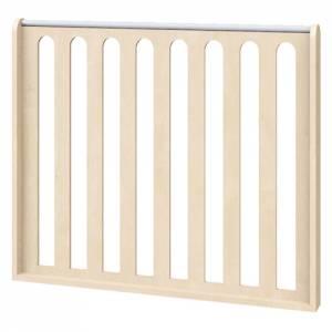 Raumteiler Zaun | Höhe 80 cm