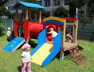 Spiellandschaft Bambino