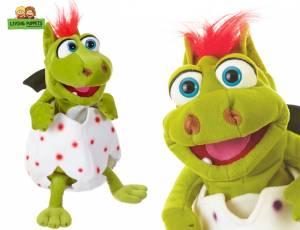 Living Puppets Drachenjunge Kleiner Gregor im Ei | W610