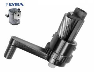Spitzmaschine | Lyra - Ersatzfräser