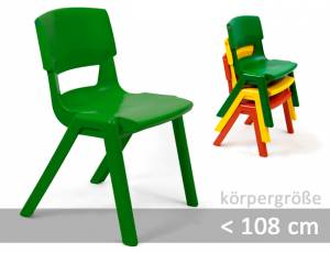 Postura Plus Kinderstuhl - Sitzhöhe 26 cm