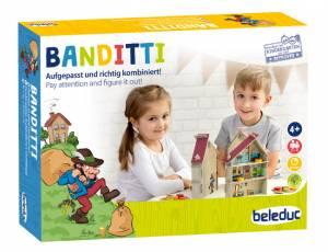 Banditti - Aufgepasst und richtig kombiniert!