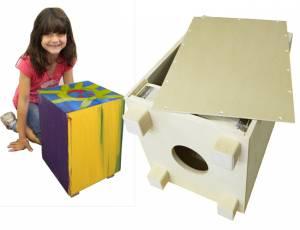 Baff Kindertrommelhocker Bausatz