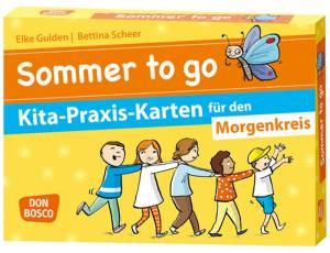 Kita-Praxis-Karten: Sommer to go