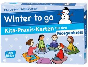 Kita-Praxis-Karten: Winter to go