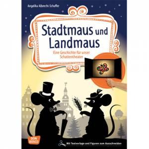 Schattentheater - Stadtmaus und Landmaus